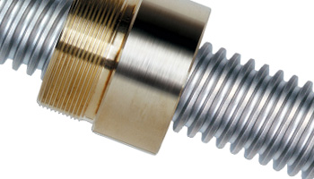 trapezoidal screws