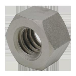 hex steel nut