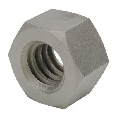 hex steel nut