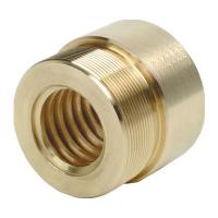 bronze threaded nut